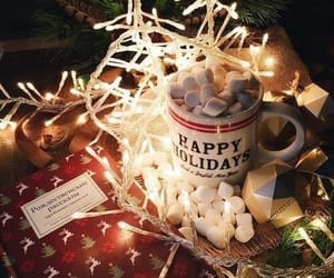christmas, light, and holiday image