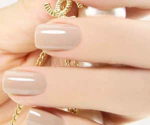 beuty, chanel, and manicure image