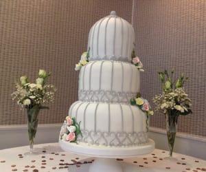 bird cage, tier, and wedding image