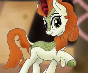 fan art, Kirin, and my little pony image