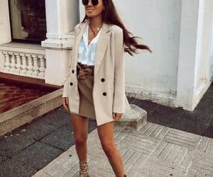 fashion, fashion blogger, and look image