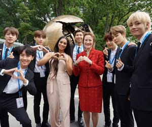 jin, UNICEF, and rm image