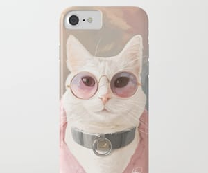 iphone cover, cat lover, and iphone cases image