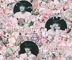 edit, editing, and floral image