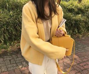 asian fashion, casual, and monroll image