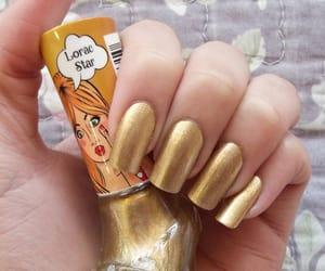 golden, dourado, and esmaltes image