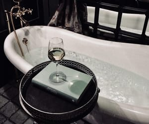 bath, luxury, and interior image