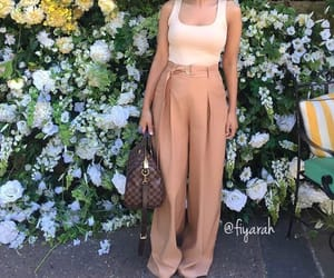 fashion style, brune brunette, and ootd tenue love image