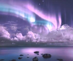 landscape, nature, and aurora boreal image
