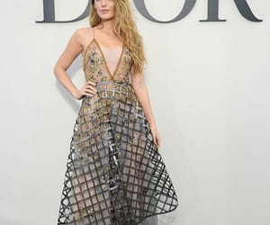actress, blake lively, and dior image