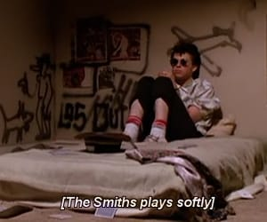 the smiths, grunge, and music image