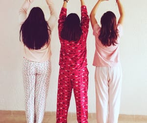 heart, perfection, and pijama image