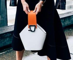 bag, bags, and handbag image