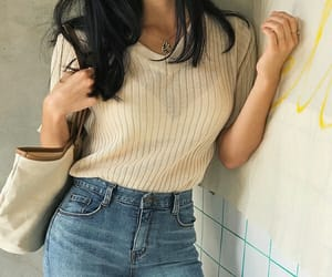 asian, kfashion, and style image