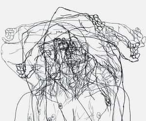 anxiety, mental health, and panic attack image