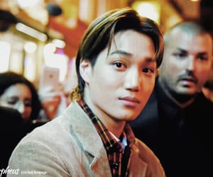 baby bear, kim jongin, and love image