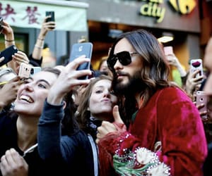 30 seconds to mars, fan, and gucci image
