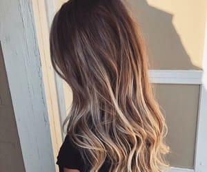 blonde, brunette, and goals image