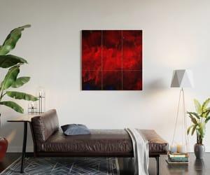 abstract art, home decor, and art image