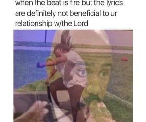 meme and christian image