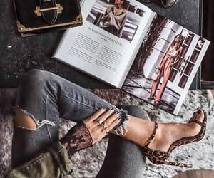 fashion, fashion blogger, and Prada image
