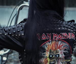 heavy metal, iron maiden, and metal image