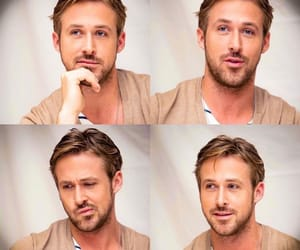 handsome, ryan gosling, and cute image