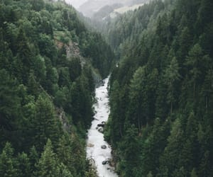nature and valley image