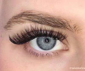 blink, blue, and blue eyes image