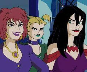 band, girls, and hex girls image