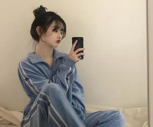 asian, ulzzang, and aesthetic image