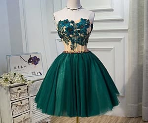 cute prom dresses, prom dresses short, and prom dresses cheap image