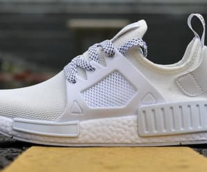 adidas, lace, and nmd image