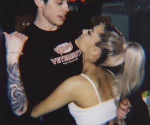 ariana grande, couple, and goals image