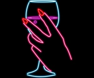 alcohol, celebration, and cocktail image