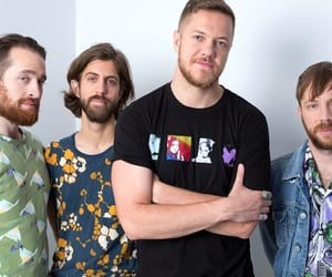 imagine dragons, dan reynolds, and ben mckee image