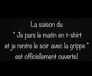 francais, t-shirt, and blague image