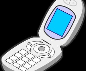 art, nostalgic, and phones image