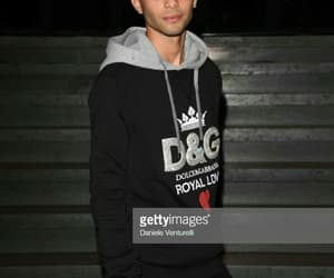 D&G, fashion week, and erick brian colón image