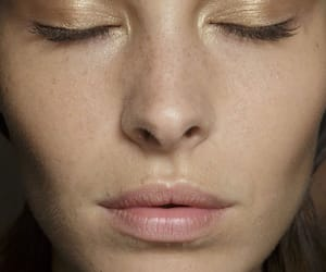 girl, lady, and makeup image