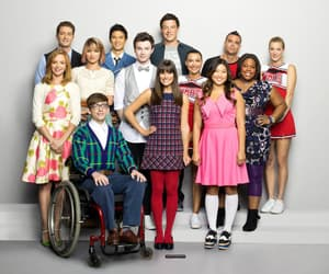 cheerios, family, and glee image