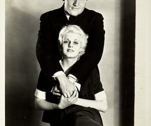 spencer tracy, goldie, and jean harlow image