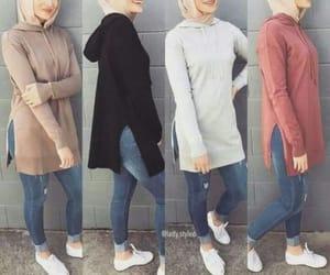 hoodies hijab image
