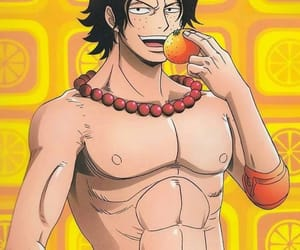 ace, handsome, and anime image