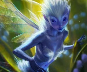 art, creatures, and Fairies image