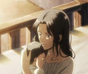 anime, manga, and kuchel ackerman image
