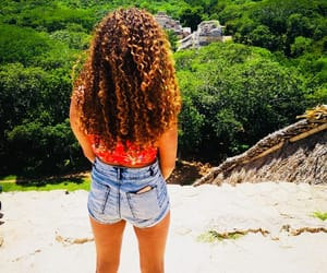 adventure, curls, and curly image