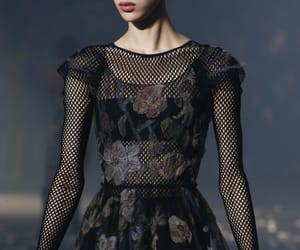black, Christian Dior, and dior image
