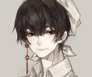 illustration and anime boy image