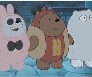 bear, cartoon network, and we bare bears image